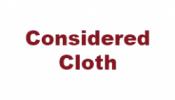 ConsideredCloth