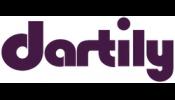 Dartily