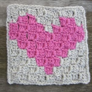 C2C heart