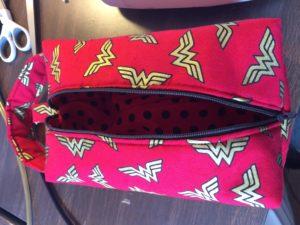 Andi's project bag