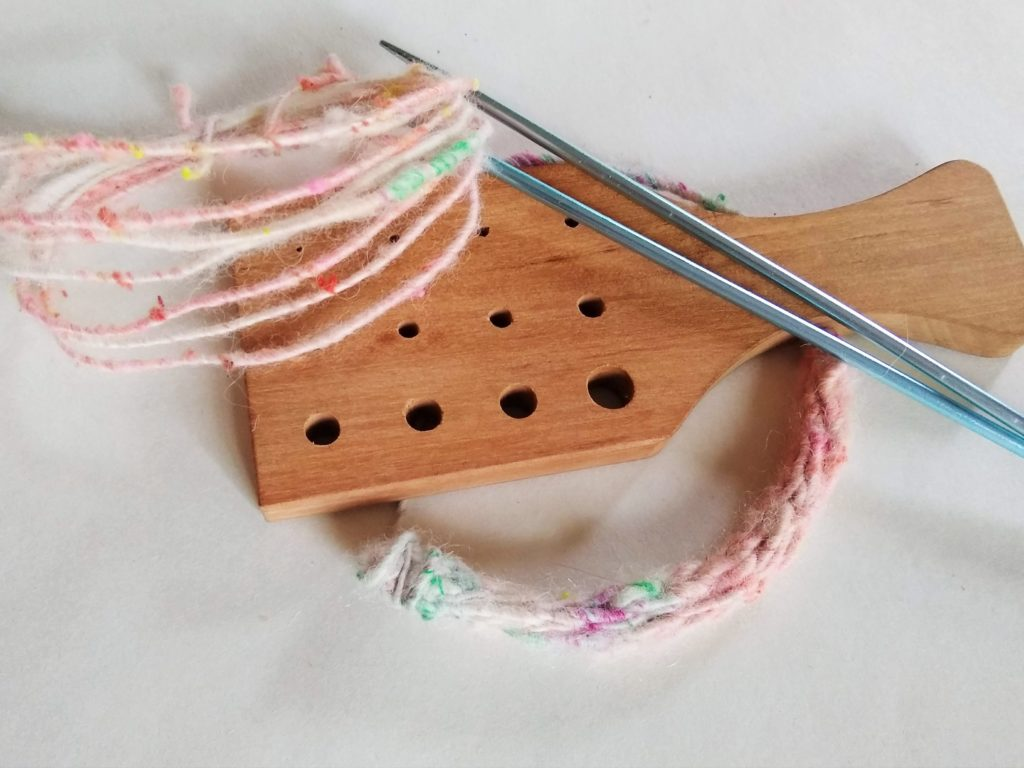 wirecore yarn and tools